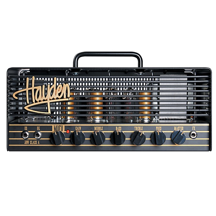 Hayden Mofo 30W Tube Guitar Amp Head