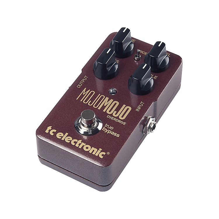 TC ElectronicMojoMojo Overdrive Guitar Effects Pedal