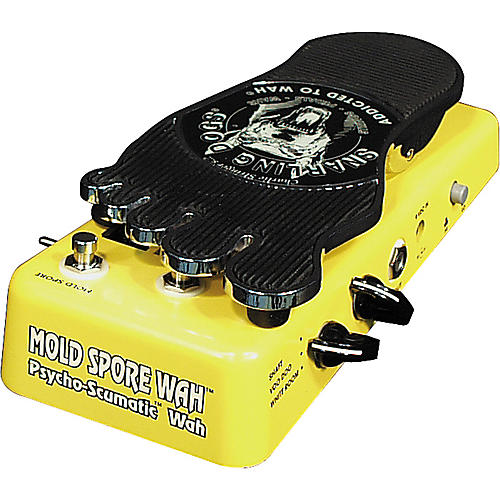 Snarling Dogs Mold Spore Wah/Ring Modulator