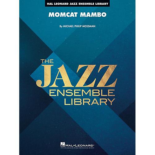 Hal Leonard Momcat Mambo Jazz Band Level 4 Composed by Michael Philip Mossman-thumbnail