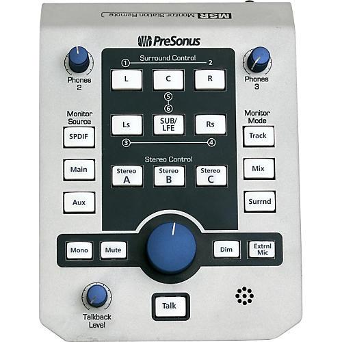 PreSonus Monitor Station Remote for FireStudio