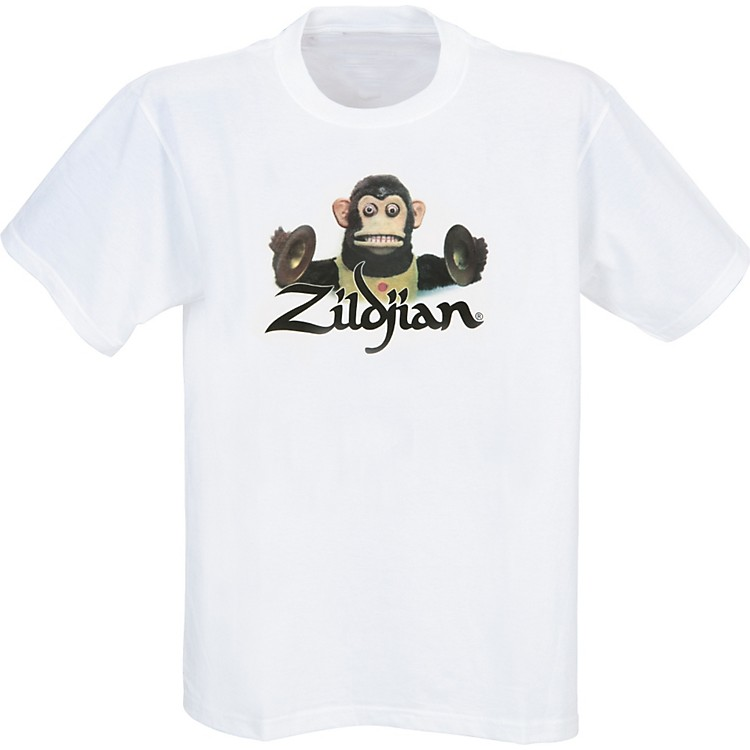 Zildjian Monkey T-Shirt Extra Large