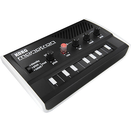 Korg Monotron Analog Ribbon Synth-thumbnail