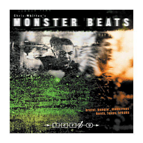 EastWest Monster Beats CD-ROM