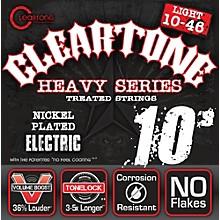 Cleartone Monster Black Series Light Electric Guitar Strings