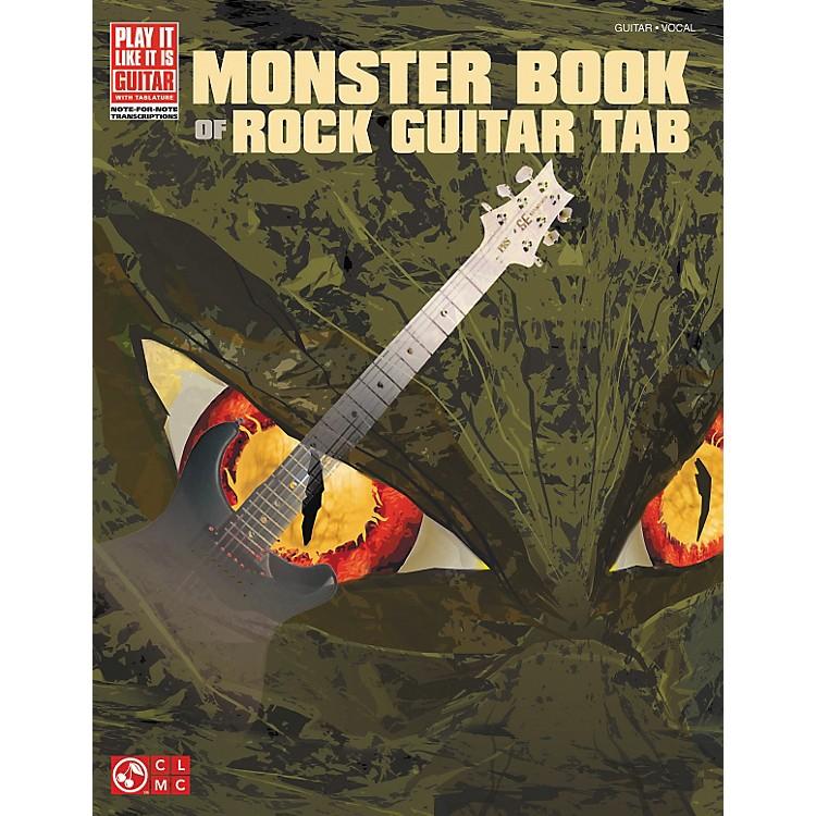 Cherry LaneMonster Book Of Rock Guitar Tab