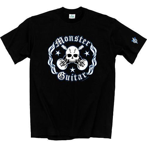 Musician's Friend Monster Guitar T-Shirt