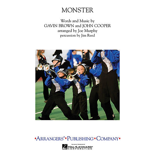 Arrangers Monster Marching Band Level 3 by Skillet Arranged by Joe Murphy-thumbnail