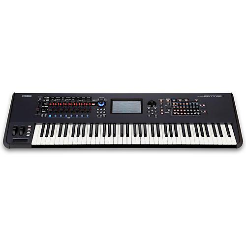 Yamaha Montage 7 76-Key Flagship Synthesizer-thumbnail