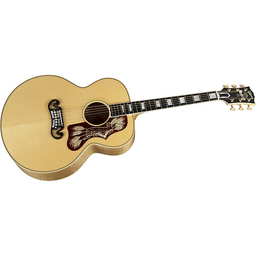 Gibson Montana Gold Flame Maple Acoustic Guitar-thumbnail