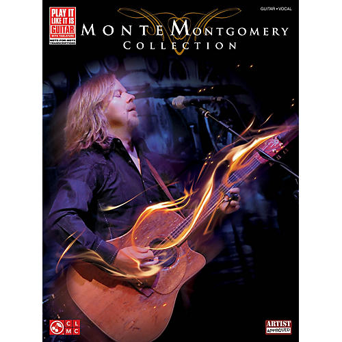 Cherry Lane Monte Montgomery Collection Play It Like It Is Series Softcover Performed by Monte Montgomery-thumbnail