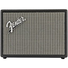 Fender Monterey 120W Bluetooth Desktop Speaker with Dual 5.12 in. Woofers Black