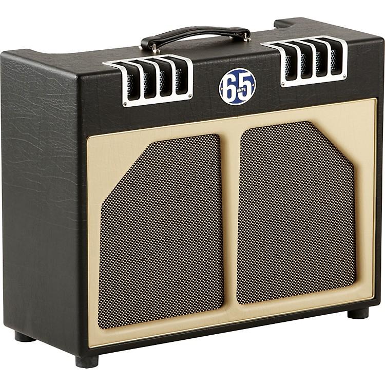 65ampsMonterey 22W 1x12 Tube Guitar Combo AmpBlack
