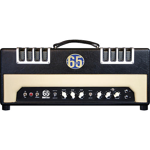 65amps Monterey 22W Tube Guitar Amp Head