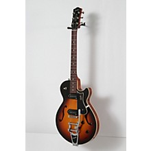 Godin Montreal Premiere Hollowbody Guitar with P90s & Bigsby