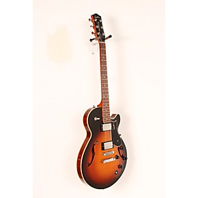 godin montreal premiere tripleplay hollowbody guitar sunburst musician 39 s friend. Black Bedroom Furniture Sets. Home Design Ideas