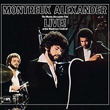 Monty Trio Alexander - Live! At The Montreux Fes