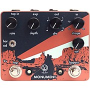 Monument Tap Tremolo Effects Pedal