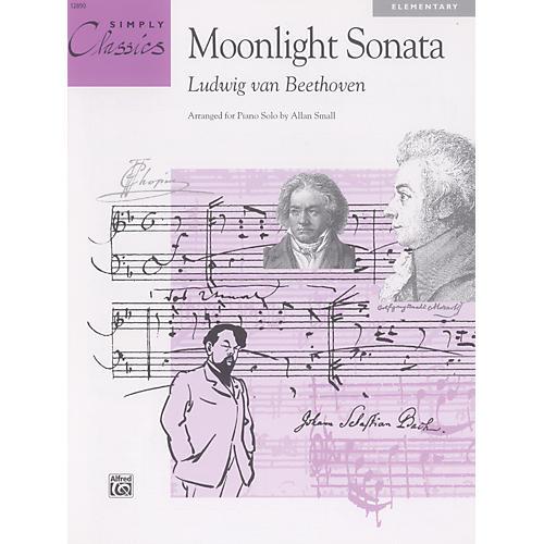 Alfred Moonlight Sonata