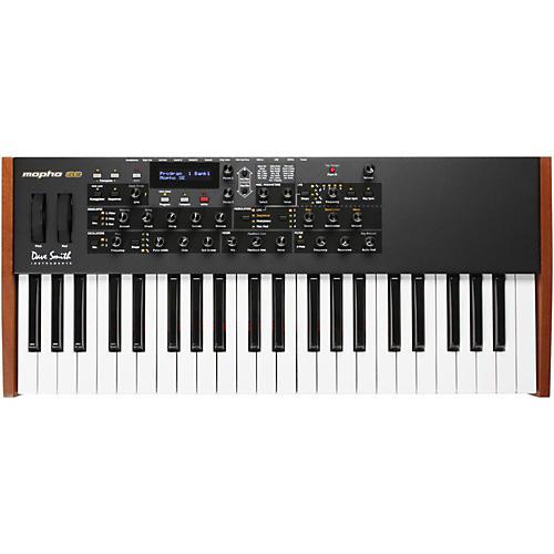Dave Smith Instruments Mopho SE Monophonic Analog Keyboard Synthesizer