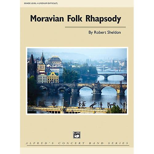 Alfred Moravian Folk Rhapsody Grade 4 (Medium Difficult)
