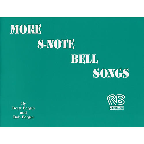 Rhythm Band More 8-Note Bell Songs Book