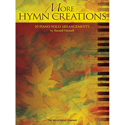 Willis Music More Hymn Creations (10 Piano Solo Arrangements) Willis Series Book by Various-thumbnail