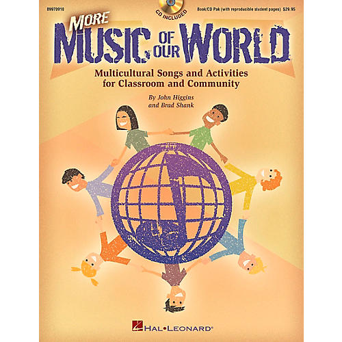 Hal Leonard More Music of Our World-thumbnail