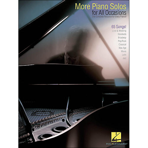 Hal Leonard More Piano Solos for All Occasions