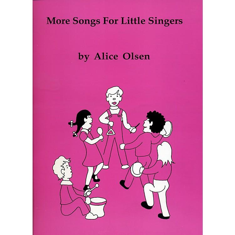 Alice Olsen PublishingMore Songs for Little Singers