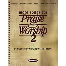 Word Music More Songs for Praise & Worship - Volume 2 (Keyboard Edition) Sacred Folio Series