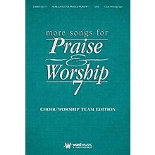 Word Music More Songs for Praise & Worship - Volume 7 Sacred Folio Series