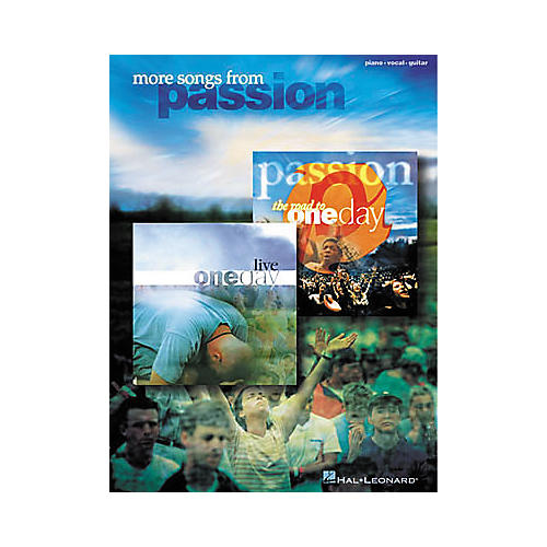 Hal Leonard More Songs from Passion Piano, Vocal, Guitar Songbook