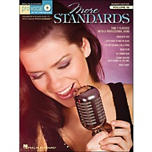 Hal Leonard More Standards - Pro Vocal Songbook & CD for Female Singers Volume 46
