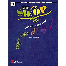 De Haske Music More Swing Pop (Play With a Real Band!) De Haske Play-Along Book Series
