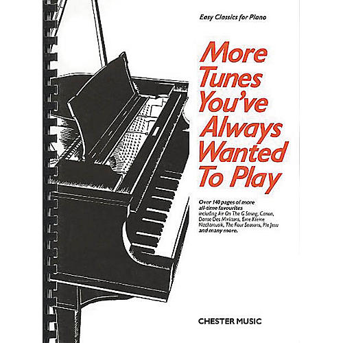 Chester Music More Tunes You've Always Wanted to Play Music Sales America Series-thumbnail