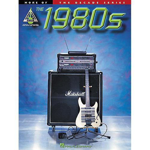 Hal Leonard More of the 1980s-thumbnail