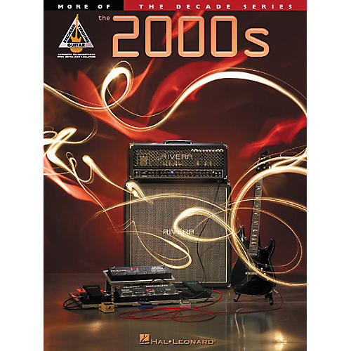 Hal Leonard More of the 2000's Guitar Tab Songbook
