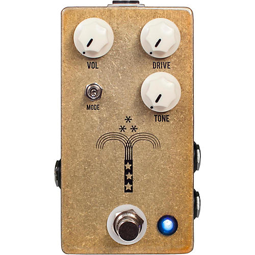 JHS Pedals Morning Glory V4 Overdrive Guitar Effects Pedal-thumbnail