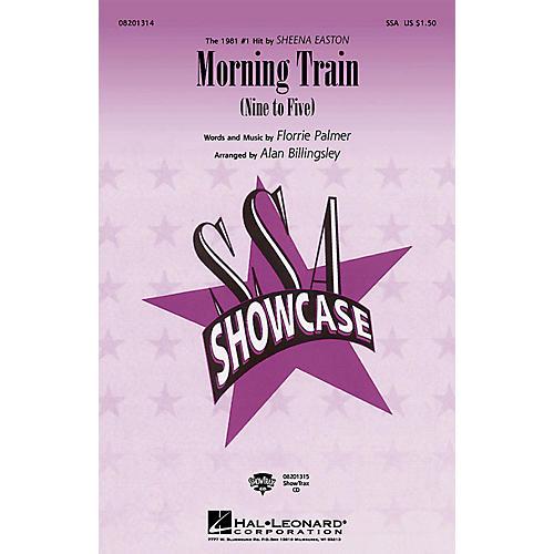 Hal Leonard Morning Train (Nine to Five) SSA by Sheena Easton arranged by Alan Billingsley-thumbnail