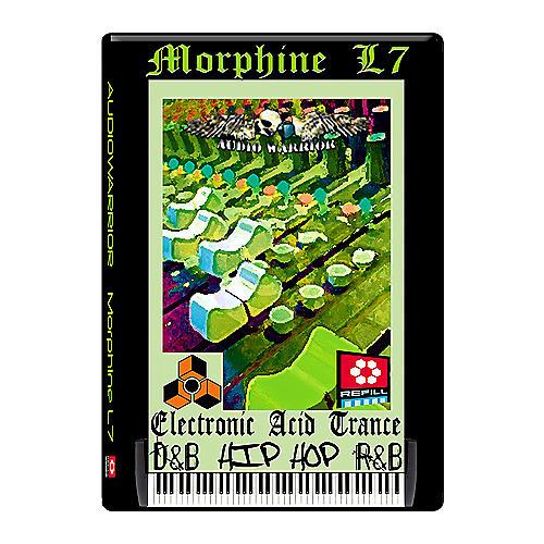 AudioWarrior Morphine L7 Reason Refill