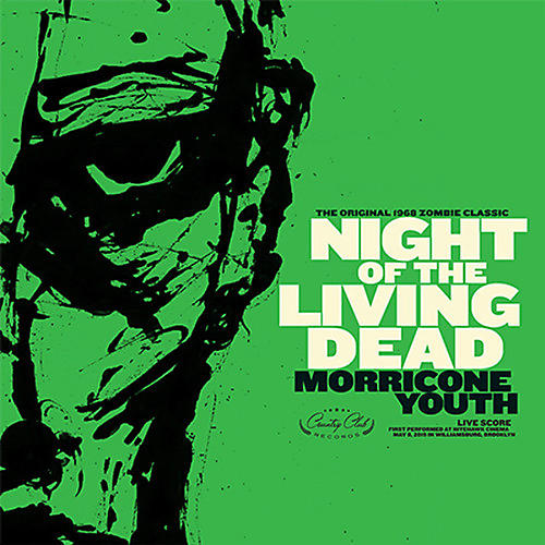 Alliance Morricone Youth - Night Of The Living Dead (original Soundtrack)