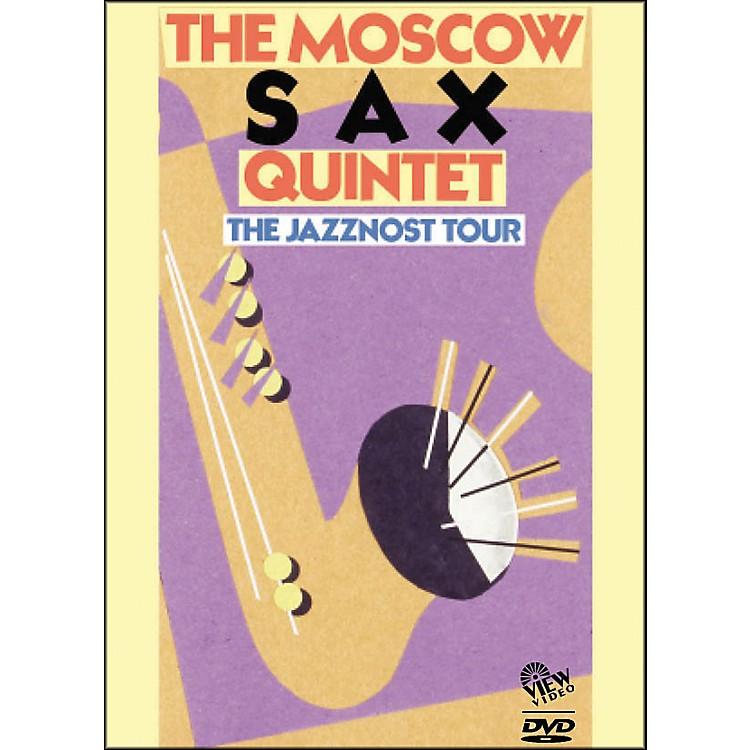 Hal LeonardMoscow Sax Quintet - Jazznost Tour DVD