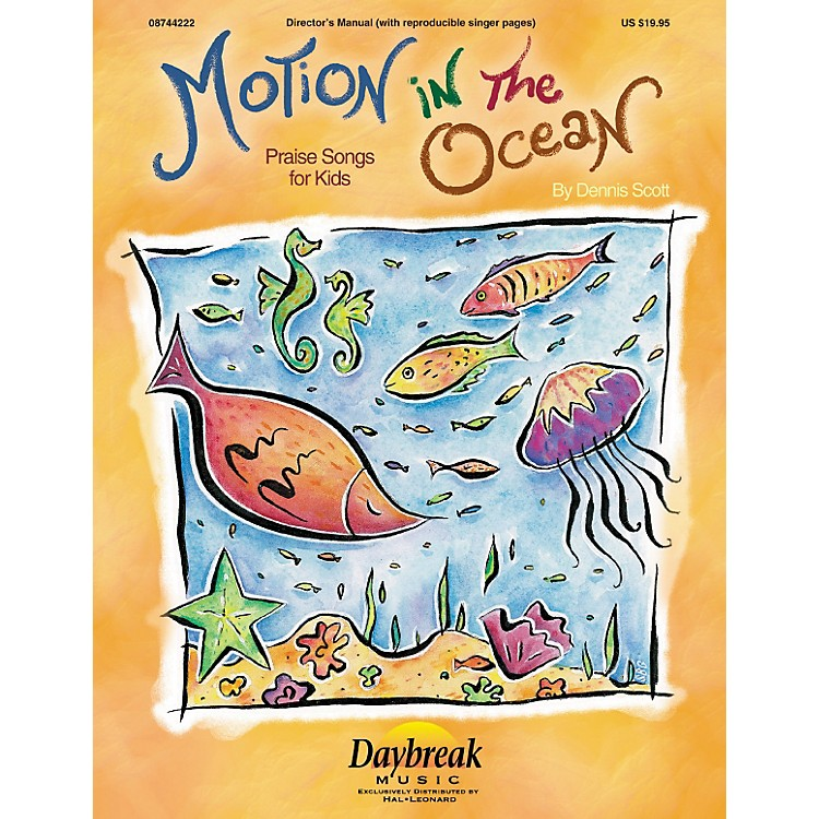 Hal LeonardMotion In The OceanPreview