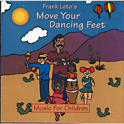 Frank Leto Move Your Dancing Feet-thumbnail