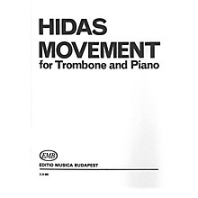 Editio Musica Budapest Movement EMB Series by Frigyes Hidas