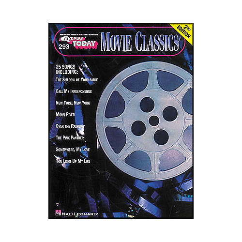 Hal Leonard Movie Classics 2nd Edition E-Z Play 293