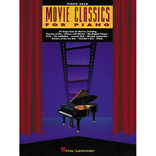 Hal Leonard Movie Classics for Piano-thumbnail