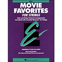 Hal Leonard Movie Favorites Viola Essential Elements
