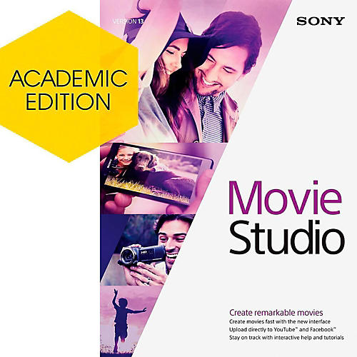 Magix Movie Studio 13 - Academic Software Download-thumbnail